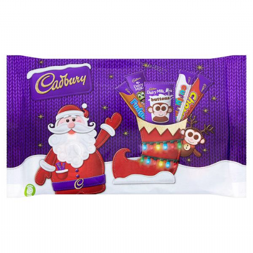 Cadbury Small Chocolate Selection Pack 95g